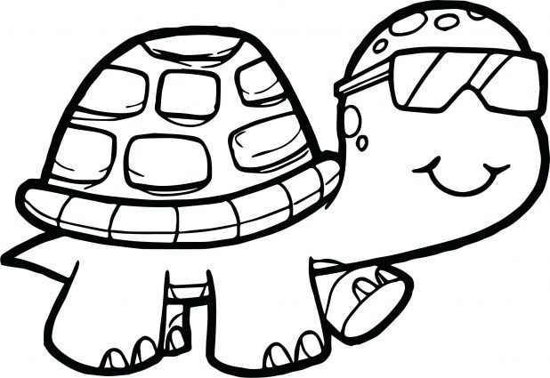 618x425 Coloring Pages Enchanting Turtles Coloring Pages. Raphael Ninja