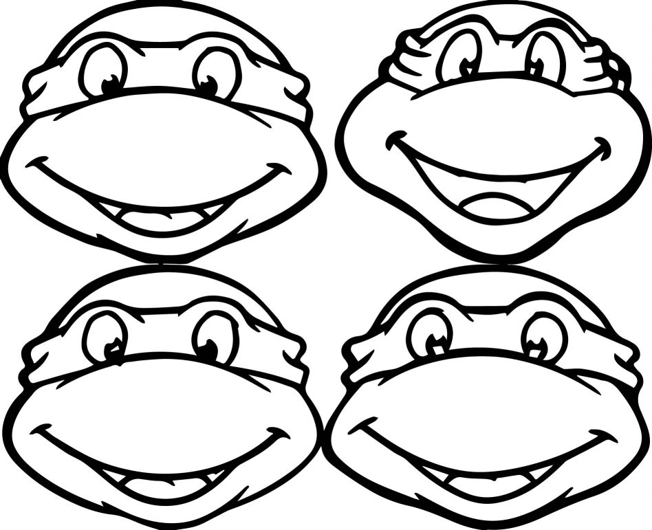 948x771 Ninja Turtles Coloring Books Image Photo Album Ninja Turtle