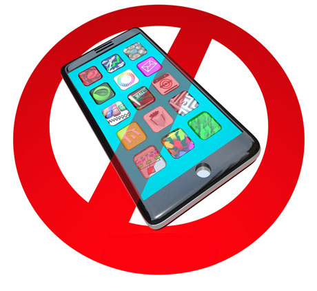 460x421 Thursday Troubleshooter How Do I Stop Cell Phone Use In