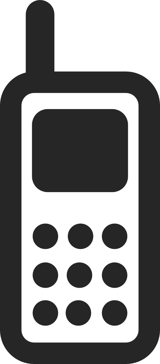 512x1165 Cell Phone Clip Art Free Clipart 2 Clipartix 2