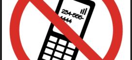272x125 No Cell Phone Clipart Clipart Panda