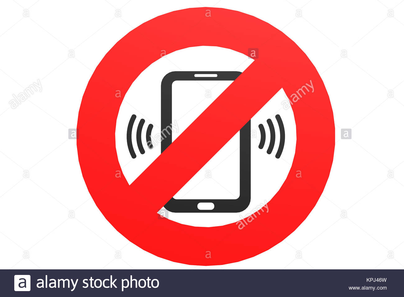 1300x956 Cellphone Warning Sign Icon Stock Photos Amp Cellphone Warning Sign