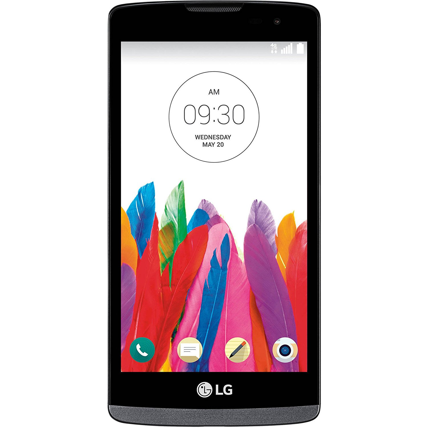 1500x1500 Lg Leon 4g Lte H345 Smartphone (T Mobile) Cell Phones