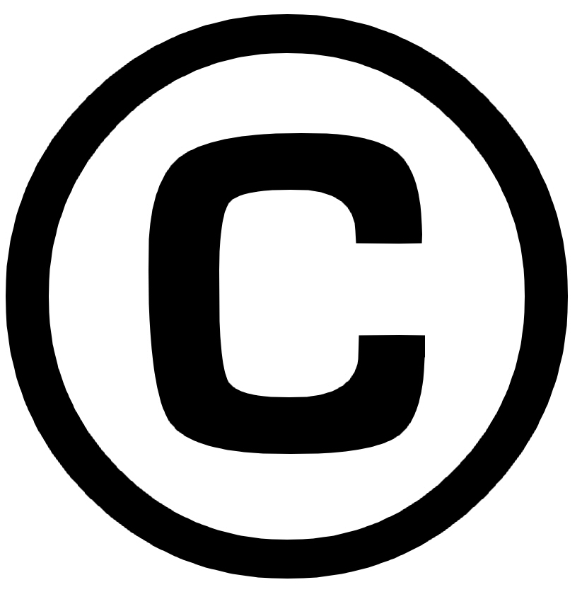 823x836 How To Copyright An Image Or Logo