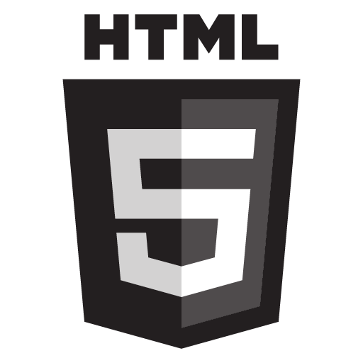 512x512 W3c Html5 Logo