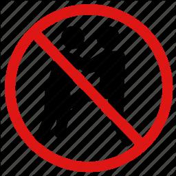 256x256 Ban, Fight, No Fighting, Prohibition, Violence Icon Icon Search