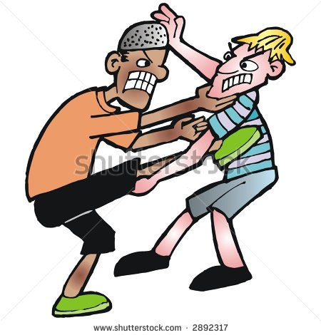 450x470 Fight clipart fighting