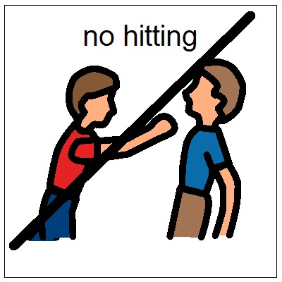 400x400 Fighting Words Clipart