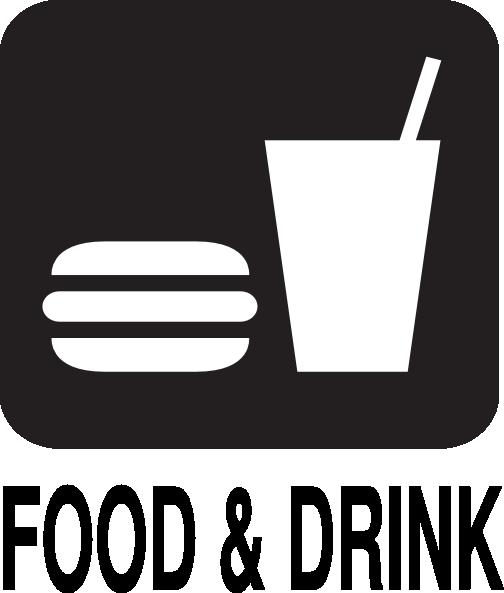 504x593 Food Drink Road Sign Clip Art