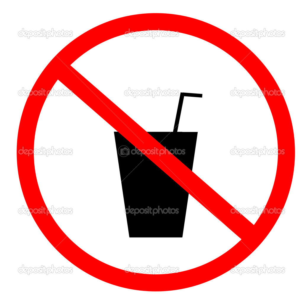 1024x1024 No Food Or Drink Clipart