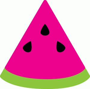 300x298 Backgrounds For Watermelon Slice Clip Art No Background