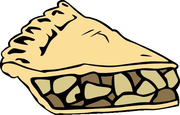 600x385 Apple Pie Clip Art