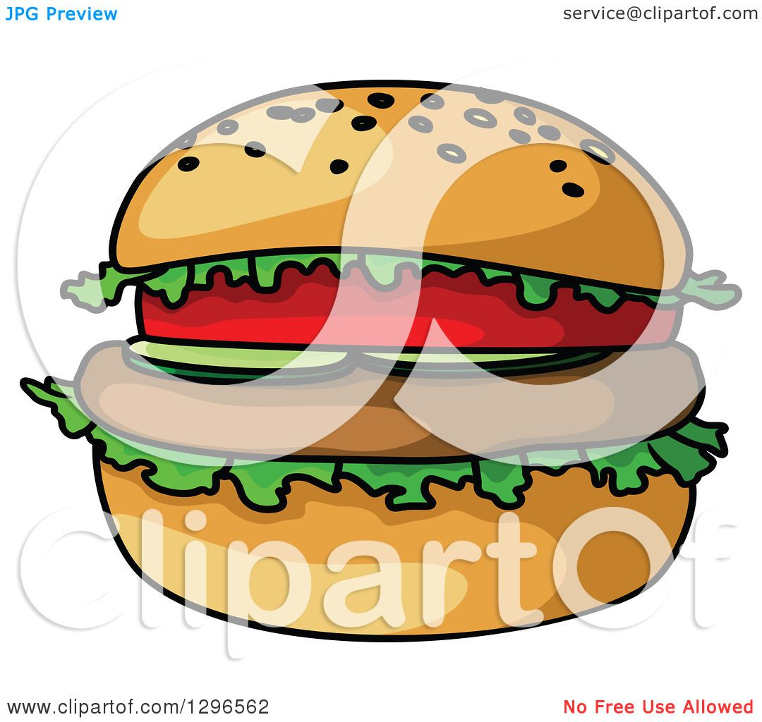No Junk Food Clipart