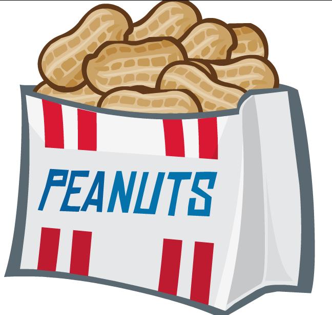 648x613 Paper Box Peanuts Clipart