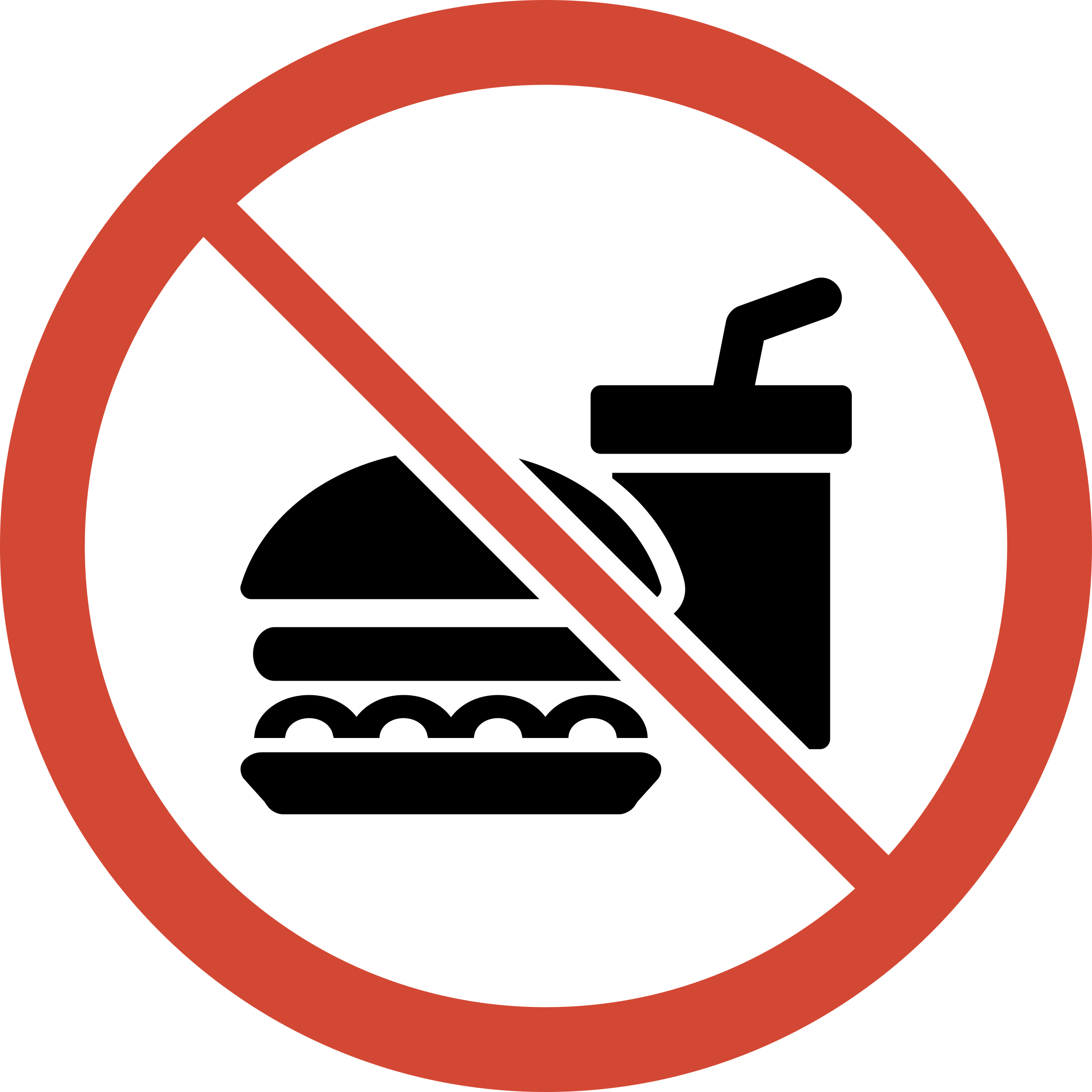 2400x2400 Prohibited Sign Prohibited Food Gallery Clip Art