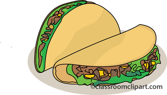 550x312 Taco Clipart Free Clipart Images 4