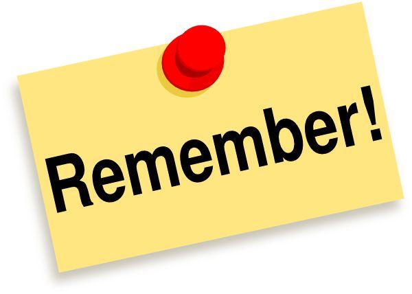 600x428 Reminder No School 3317 Elmira Elementary School
