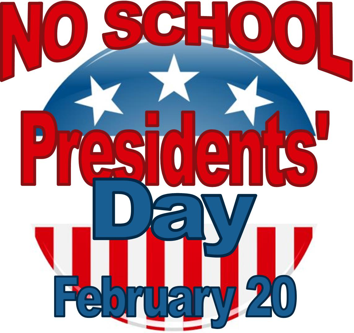 1143x1076 No School On President's Day Spend The Day