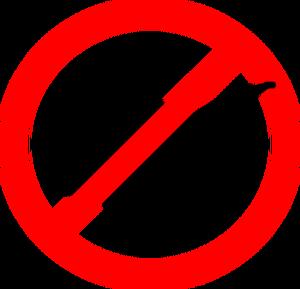 No Symbol Clipart