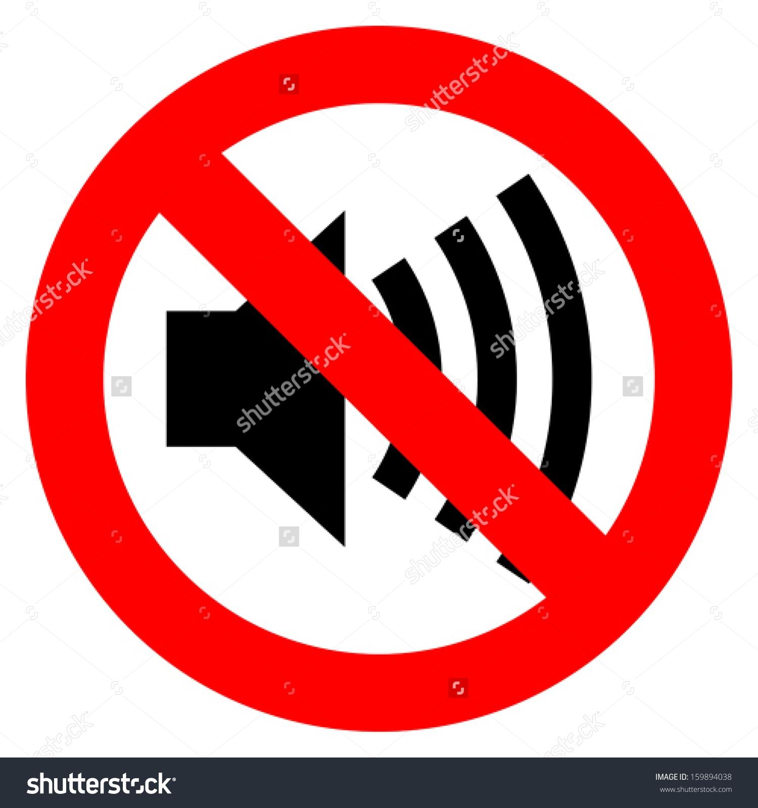 1500x1600 No Noise Clip Art Cliparts