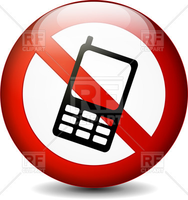 376x400 No Talking On Mobile Phone