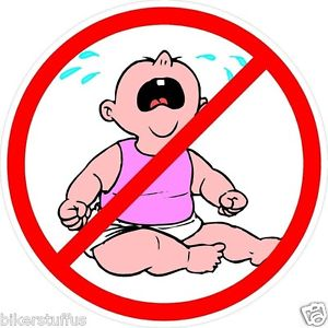 300x300 No Cry Babies Hard Hat Sticker Laptop Sticker Toolbox Sticker