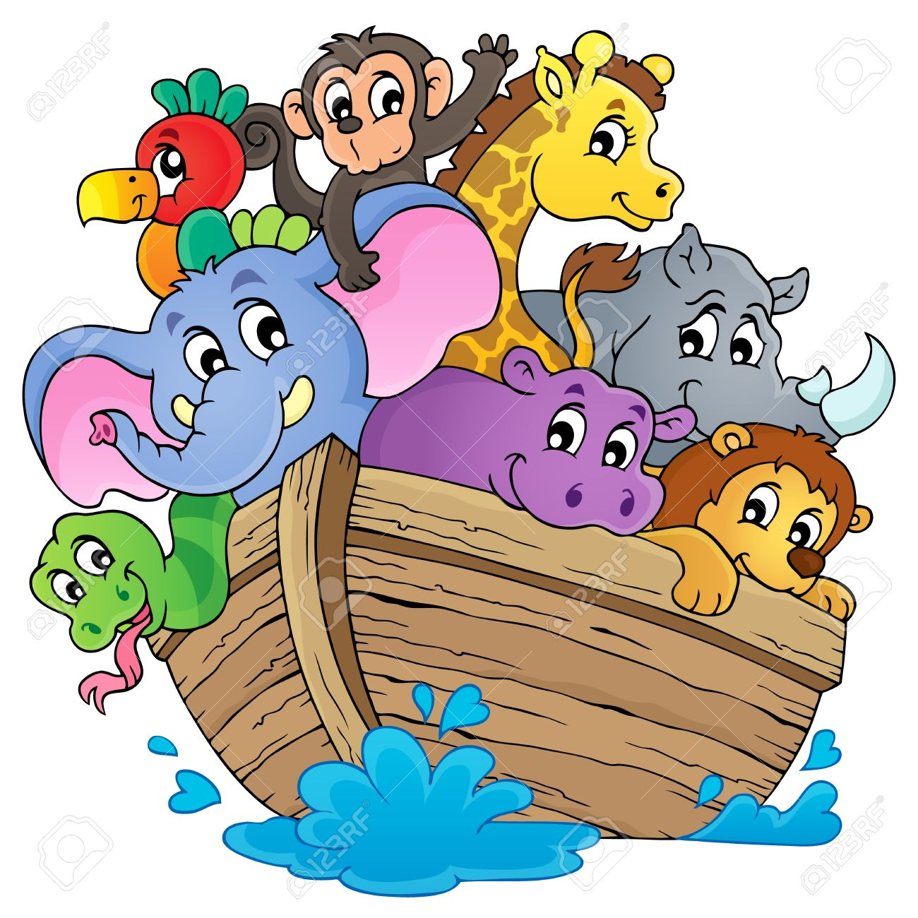 Noah Ark Clipart   Free download on ClipArtMag