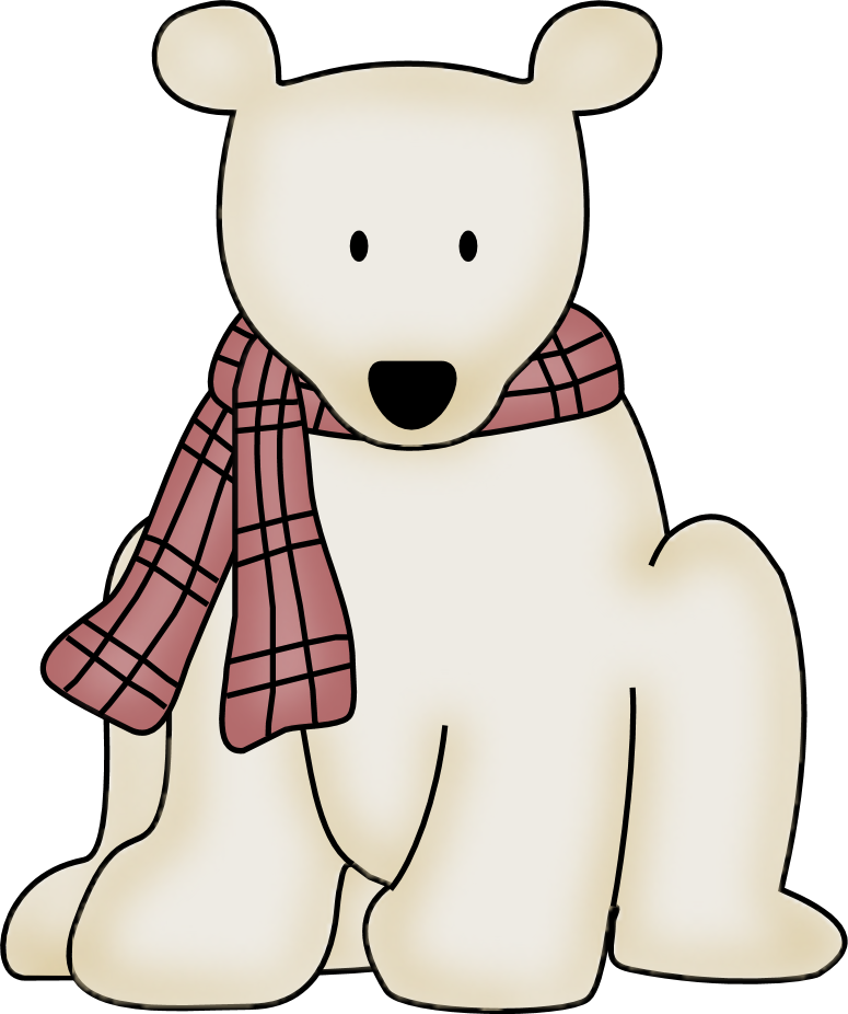775x926 Arctic Clipart Snow Animal
