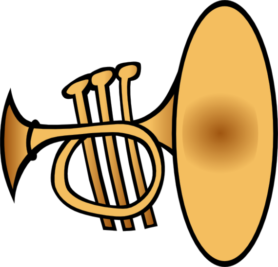 570x549 Instrument Clipart Noise