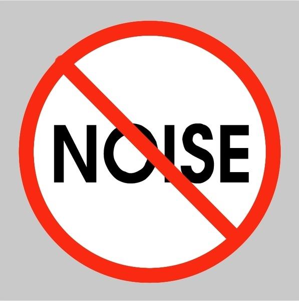 597x600 No Noise Cliparts