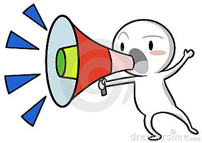 400x283 Noise Clipart Loud Voice