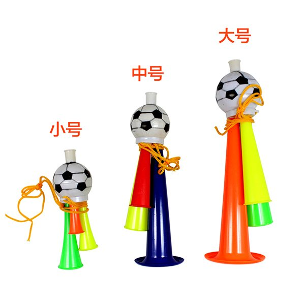 600x600 Cheer Leading Equipment Favor Fan Horn Cheering Trumpet