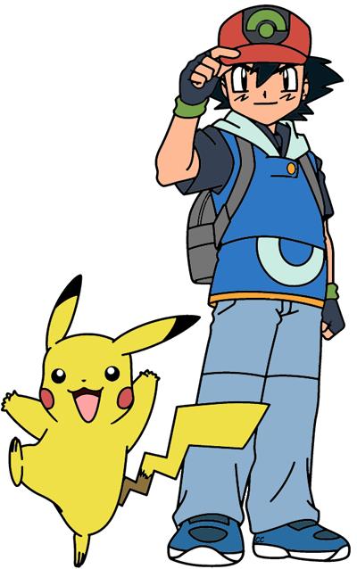 400x638 Pokemon Clip Art Images
