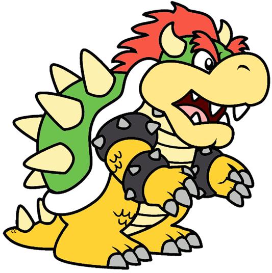 533x536 Super Mario Bros Clip Art Images