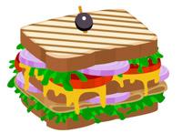 200x146 Free Food Clipart