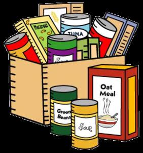 282x300 Non Perishable Foods Clipart