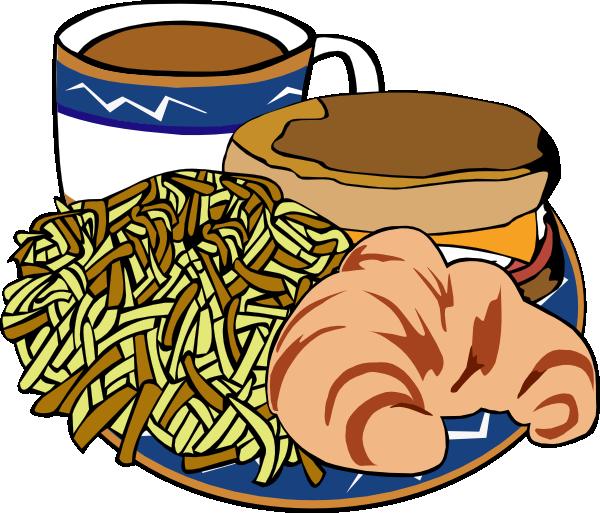 600x513 Breakfast Food Pantry Clipart