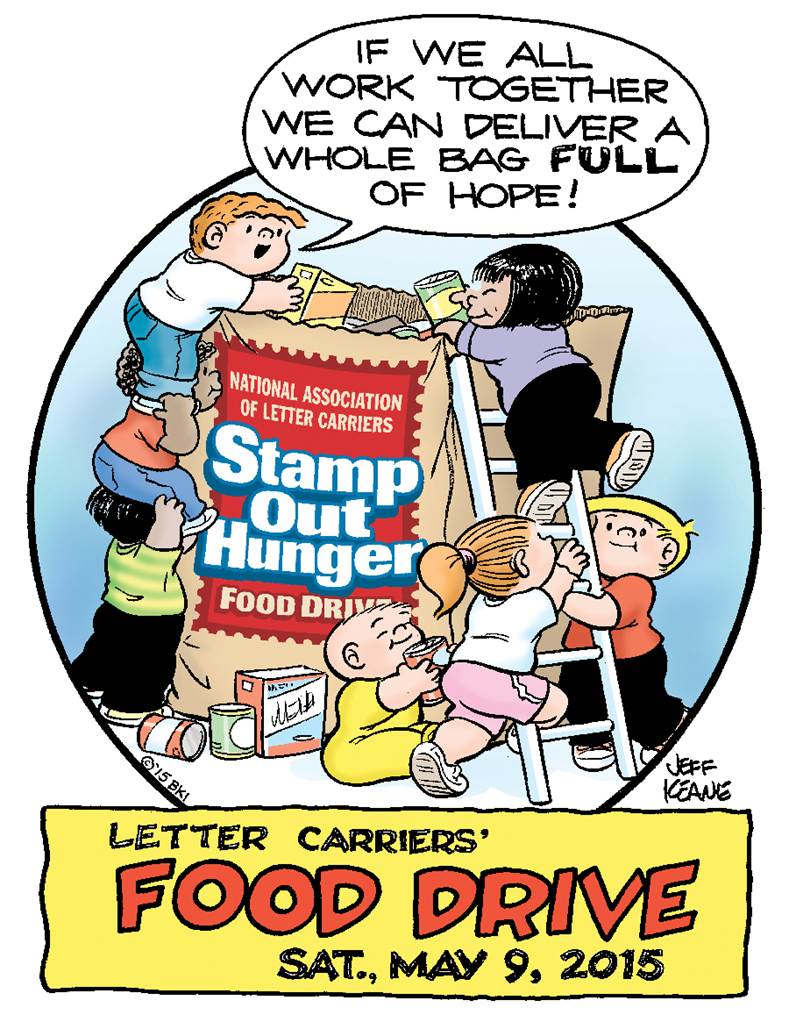 789x1022 Letter Carriers' Food Drive Coming On Saturday