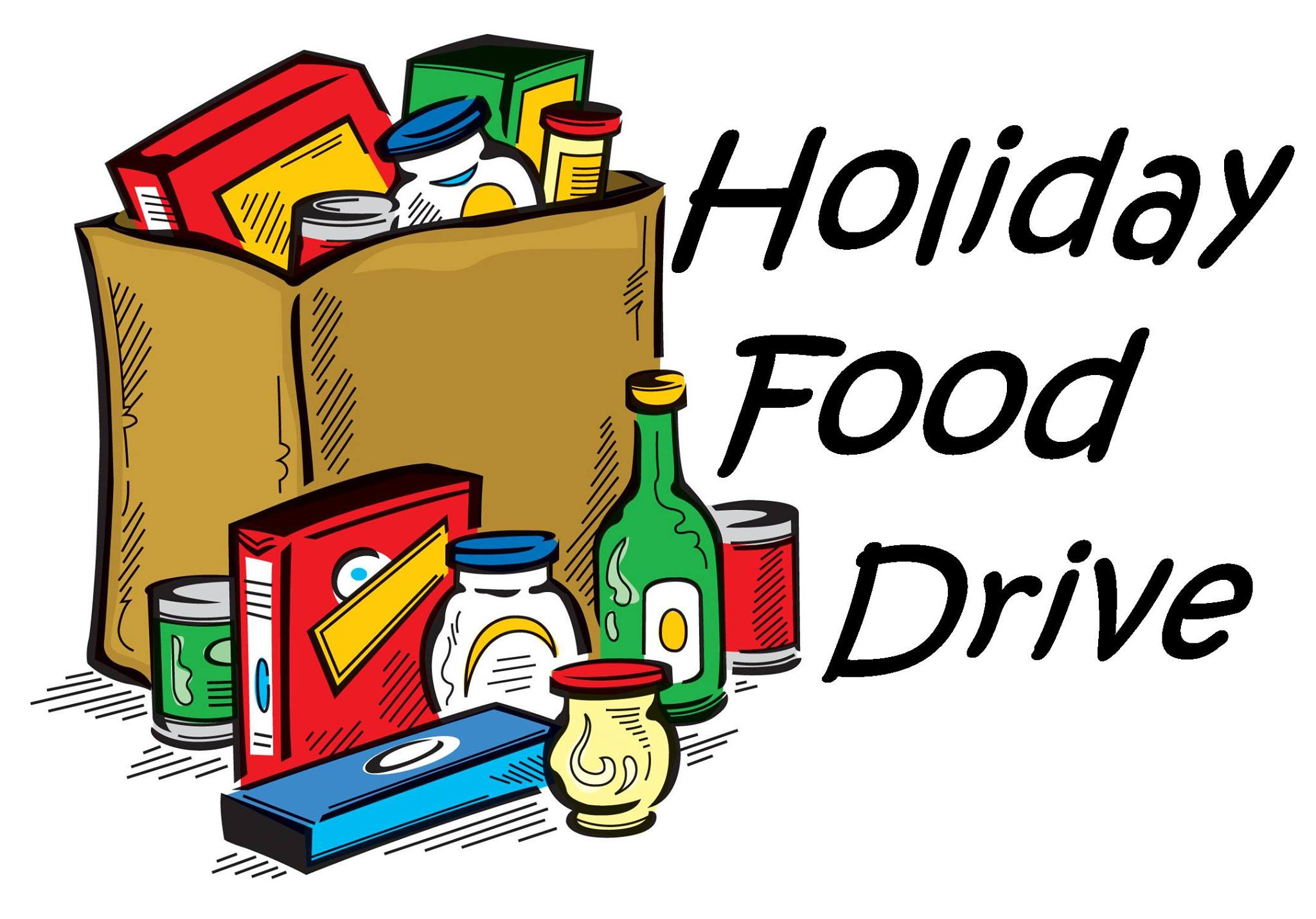 2048x1431 Seventh District Pta Holiday Food Drive November 16 December 7