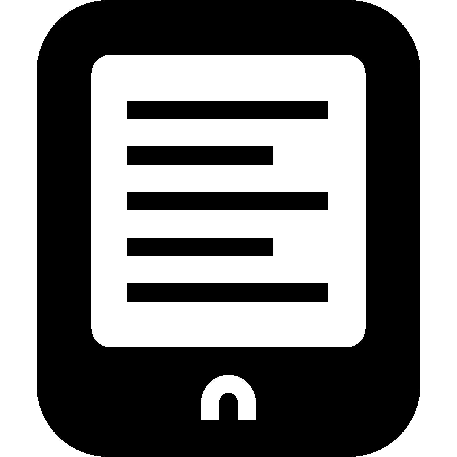 1600x1600 Nook E Reader Clip Art Cliparts
