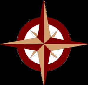 299x288 Compass Clipart 0 North Starpass Clip Art Vector Clipartwiz 2