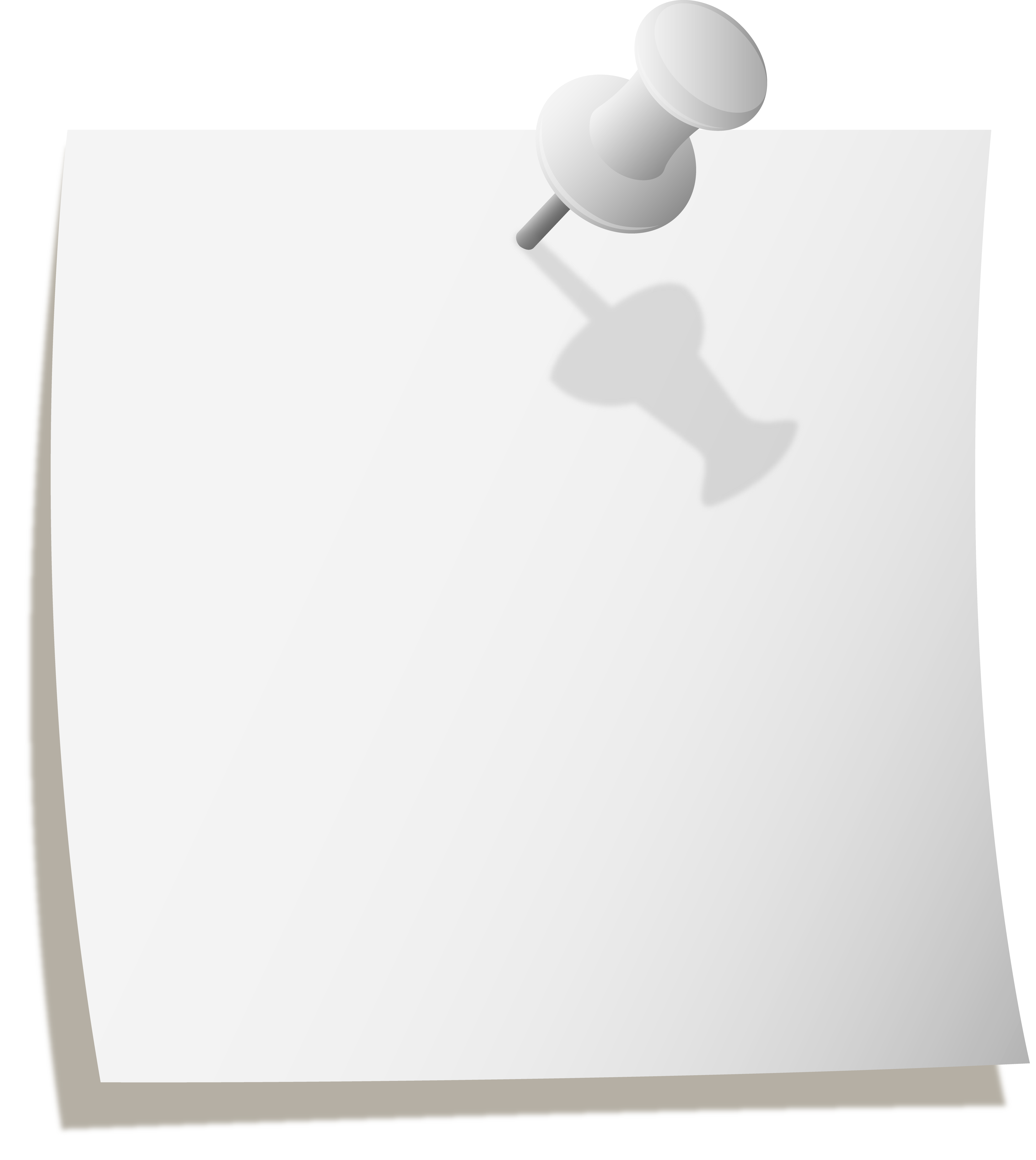 Note Paper Clipart | Free download on ClipArtMag