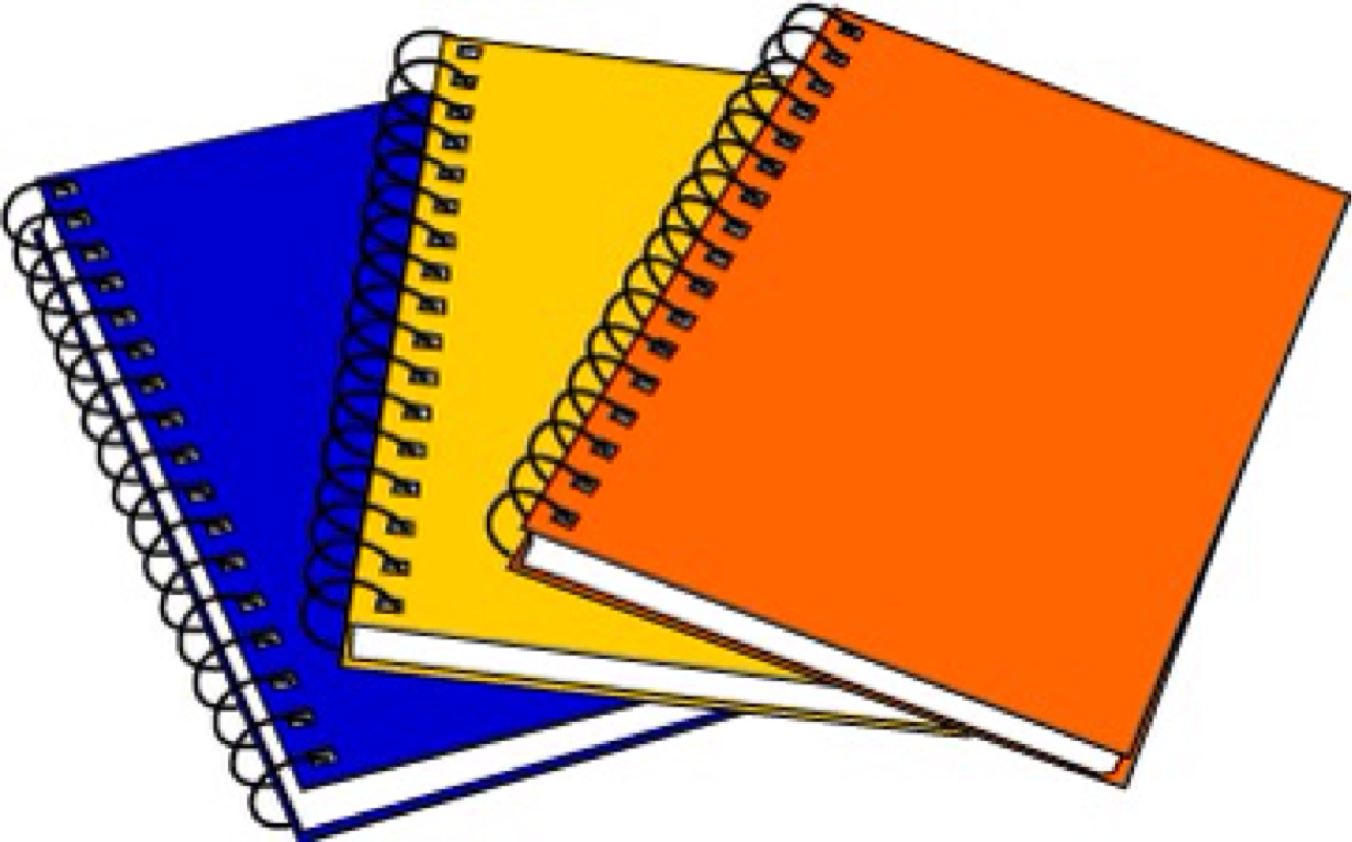 1233x768 Notebook clipart three