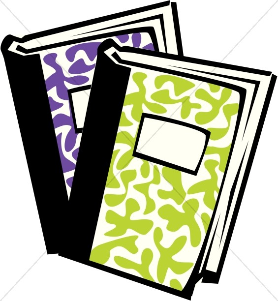 565x612 Science Notebook Clipart (48+)