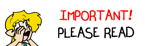 500x160 Important Notice Clipart