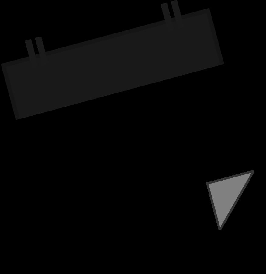 875x900 November Calendar Clipart Black And White