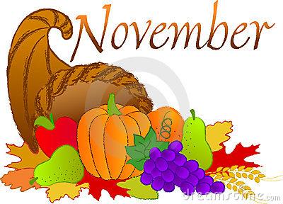 400x288 Clip Art November Many Interesting Cliparts