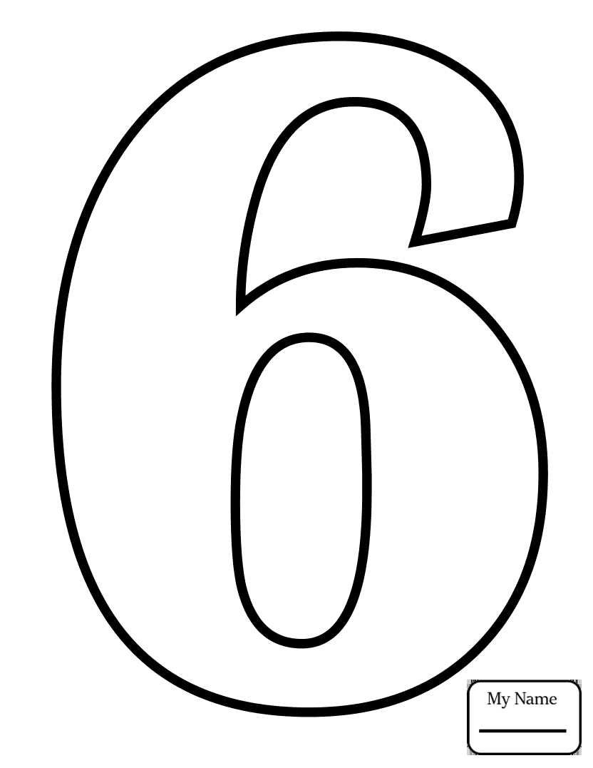 Number 0 Coloring Page | Free download best Number 0 Coloring Page ...