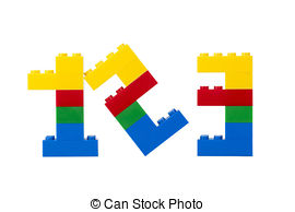 270x194 Number Clipart Lego