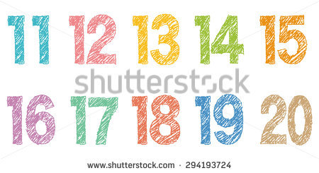 450x245 Numbers Clipart 11 20